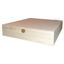Caja de madera especial album