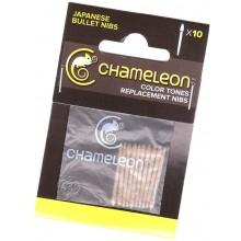 Punta repuesto blender Chameleon, 10 unidades