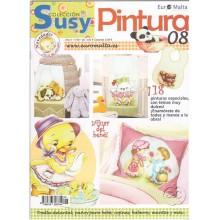 Revista Susy pintura tela 08