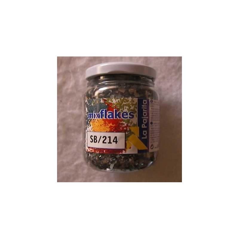 Mixflakes SB-201 tono claro