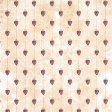 Coleccion Santoro Willow NB6 30 cm corazones