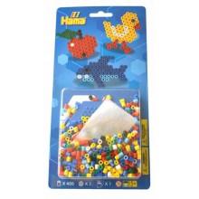 Blister Hamma Beads Figuras animales