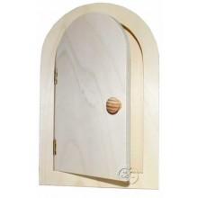 Puerta hada de los dientes de Dayka 16 x 24 cm