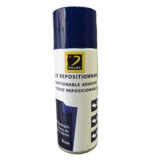 Pagamento spray reposicionable libre de acido 400 ml