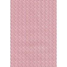 Tela adhesiva topos salmon, 30 x 21 cm