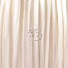Cordon de antelina, blanco 5 metros