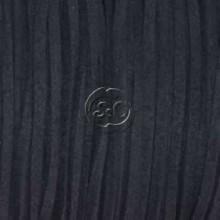 Cordon de antelina, negro 5 metros