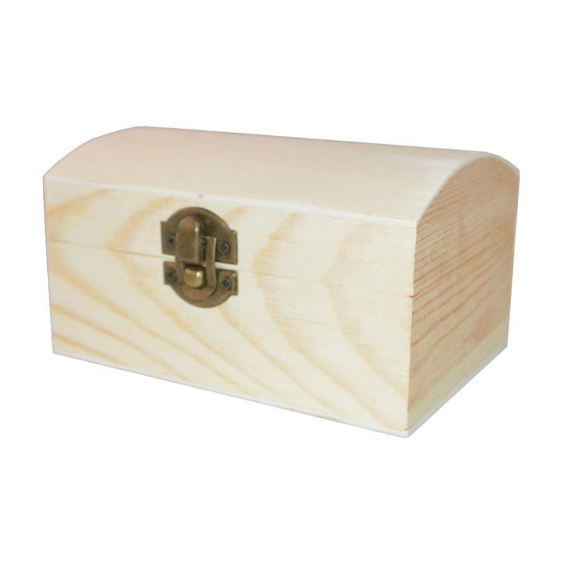 Cajas de madera para decorar secomocomprar for Cajas de madera pequenas