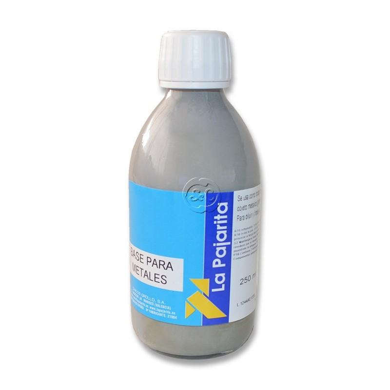 Base para metales la Pajarita 250 ml