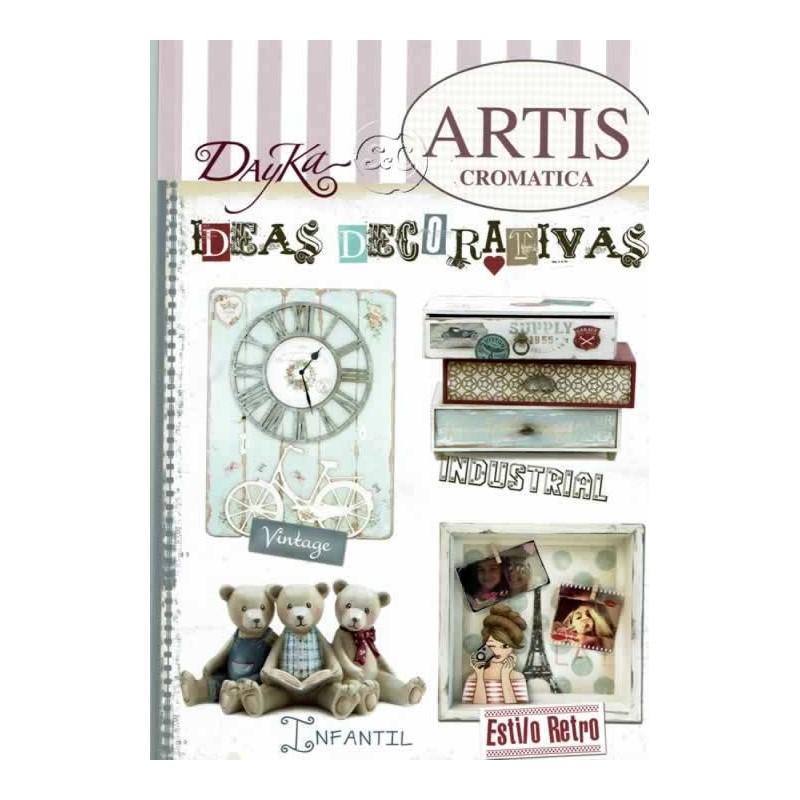 ARTIS Cromatica nº 19 Ideas Creativas