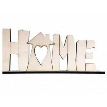 Palabra HOME de madera Dayka170