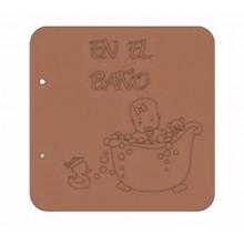 Album Cartón en el baño