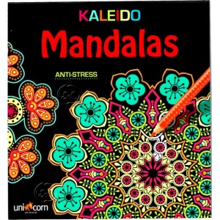 Mandalas para colorear Kaleido 19 cm