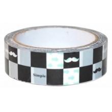 Washi tape Bigotes