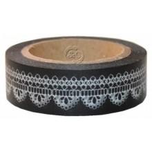 Washi tape Puntilla 15 mm 10 metros