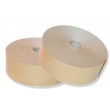 Rollo de cinta papel craft  engomado 50 mm 200 metros