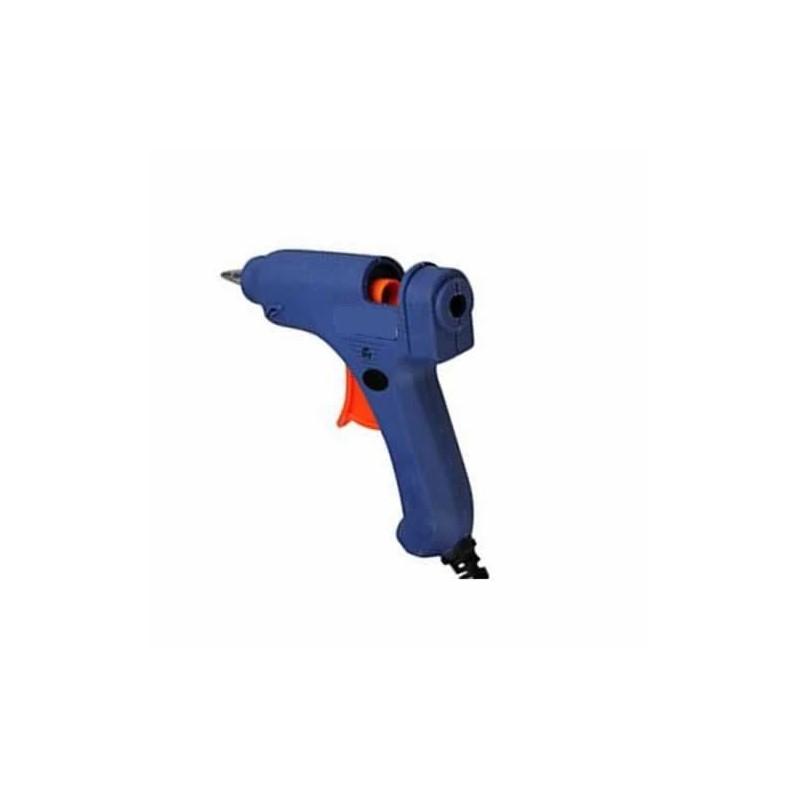 Pistola de silicona termofusible 20 w