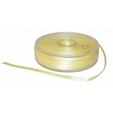 Cinta para bordado amarilla 3 mm 1 metro