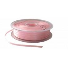 Cinta para bordado rosa 3 mm 1 metro