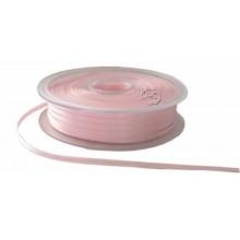 Cinta para bordado rosa claro 3 mm 1 metro