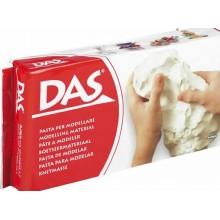 Pasta de modelar DAS blanca