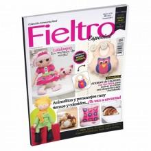 Revista Artesanía fácil con Fieltro nº 12