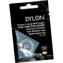 Tinte multiuso Dylon, 5 gr color gris nº 21