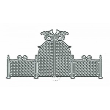 Troquel framelit Puertas de jardin