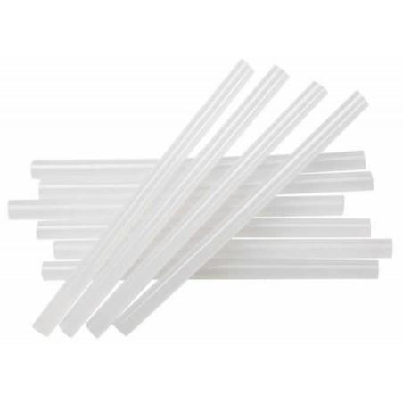 Barras de pegamento silicona de calor 12 unidades