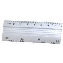 Regla metal 50 cm