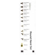calibre de plumillas para caligrafia WILLIAM MITCHELL G35902