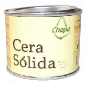 Cera solida incolora natural 125 ml
