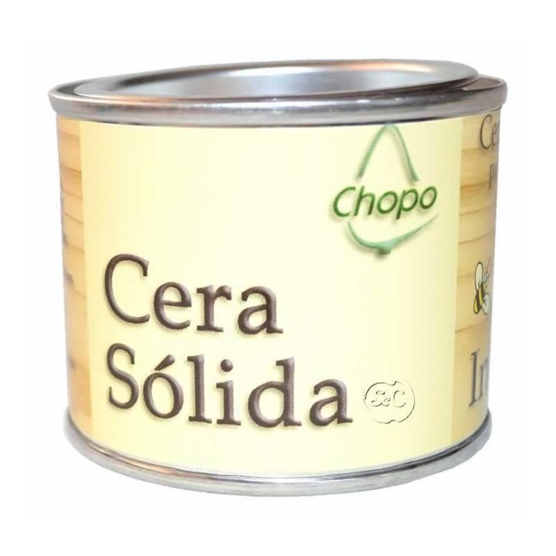 Cera solida incolora natural 125 ml