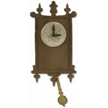 Troquel Bigz Reloj de pendulo 658719