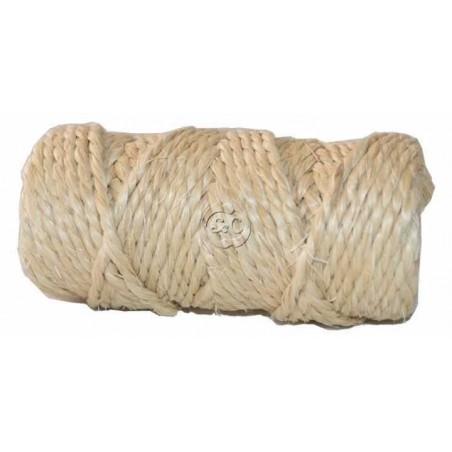 Cuerda de sisal 4 mm 10 metros