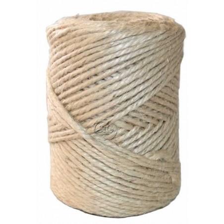 Cuerda de fibra natural 5 mm 50 metros