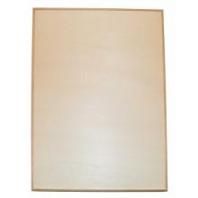 Lienzo de madera con moldura 40 x 60 cm