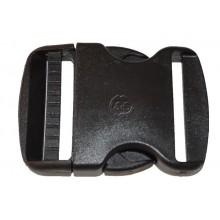 Cierre mochila negro 6 cm