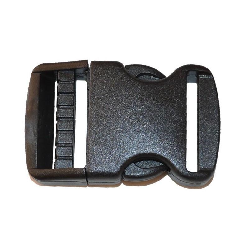 Cierre mochila negro 5 cm