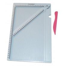 Tabla de plegado de papel y hacer sobres