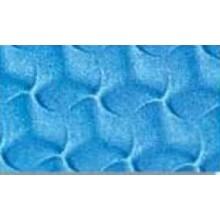 Goma eva con textura helice, Azul