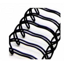 Espiral Negro para album 1,9 cm x 30,5 cm de Zutter