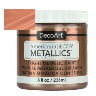 Americana Decor Metallics Rose Gold 236 ml