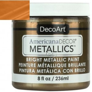 Americana Decor Metallics Bronce 236 ml