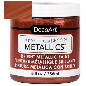 Americana Decor Metallics Cobre 236 ml