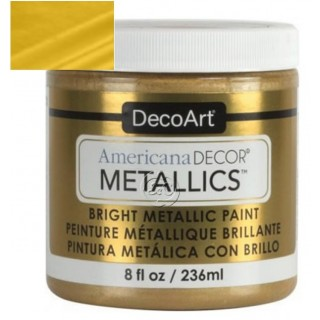 Americana Decor Metallics Oro 24 k 236 ml