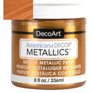 Americana Decor Metallics Oro antiguo 236 ml