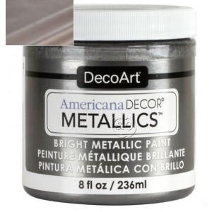 Americana Decor Metallics Estaño 236 ml