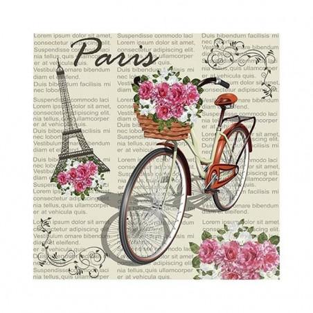 Papel sublimacion 30 x 30 cm Romantic Paris