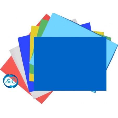 Goma eva 5 mm azul oscuro en planchas 47 x 70 cm